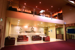 Tinteán Theatre Foyer