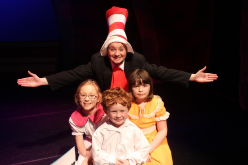 Seussical the Musical Jr
