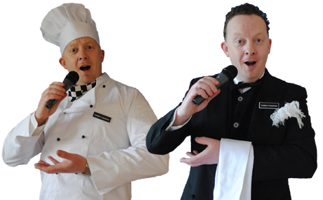 Lucipiano The Singing Chef Kerry