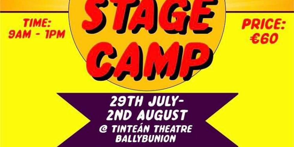 Summer Stage Camp