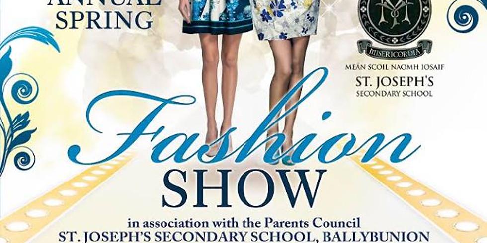 St. Josephs TY Fashion Show
