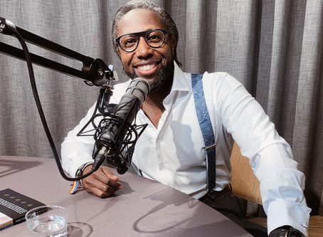 The Mofjrdtalks podcast: The power of perspective w/ Caxton Njuki