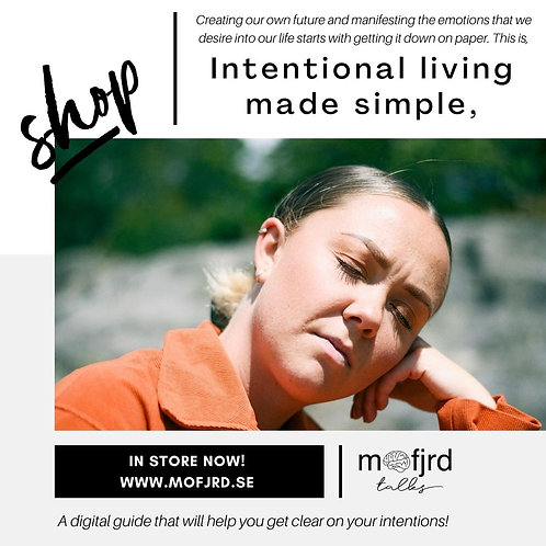 Intentional living made simple