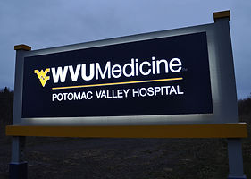 WVU Medicine Potomac Valley Hospital