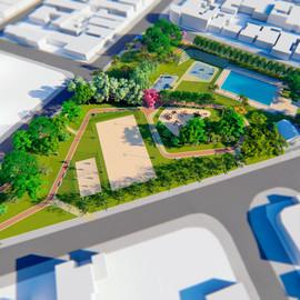 Praça Esportiva Jardim Esmeralda
