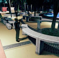 Requalificação da Praça João Soares Pompeu, em Limeira/SP, 2019