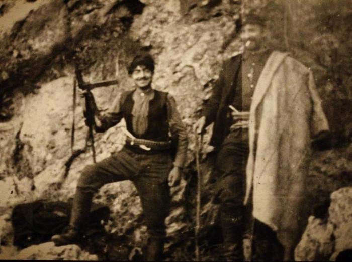 Kyriakosellia - Peristeres Cave