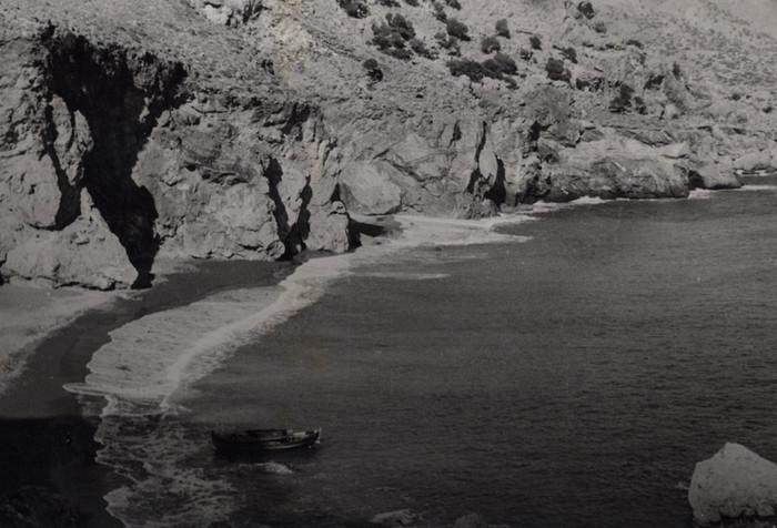 SOE - first reconnaissance trip in 1941- arrival at Maridaki
