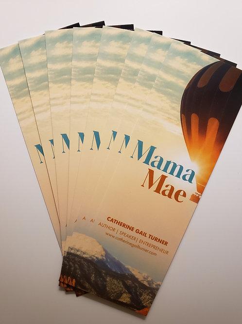 Mama Mae Book Mark