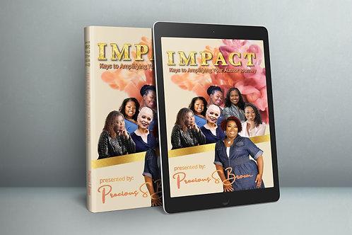 IMPACT eBook - Keys to Amplifying Your Author Journey