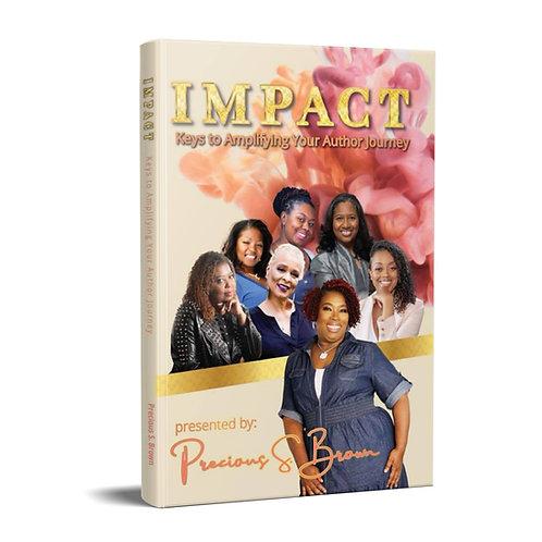 IMPACT - Keys to Amplifying Your Author Journey