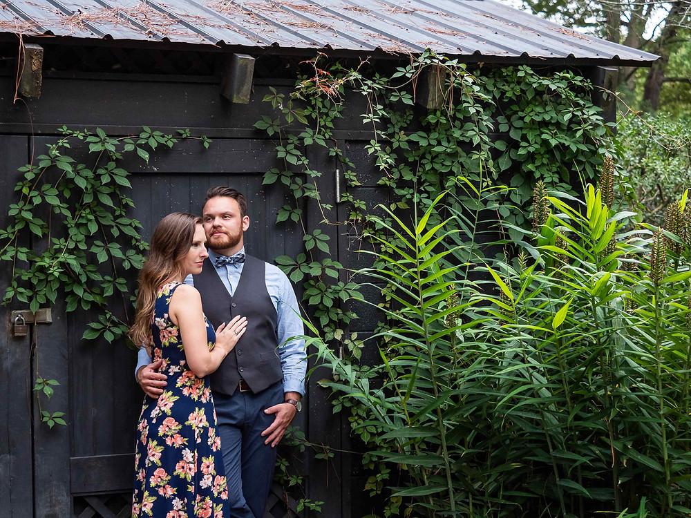 Engagement photo by Sharon Elisabeth Photography