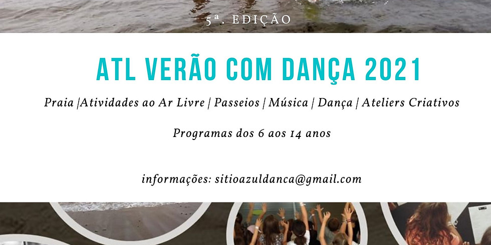 ATL Verão com Dança 2021