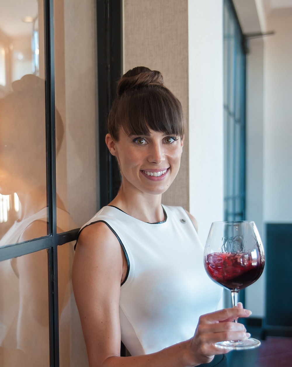 Gastro-Sommelier Hannah Bellemare
