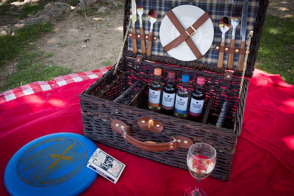 Afternoon Picnic? Wine Not?