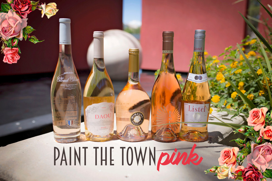 Paint the Town Pink!