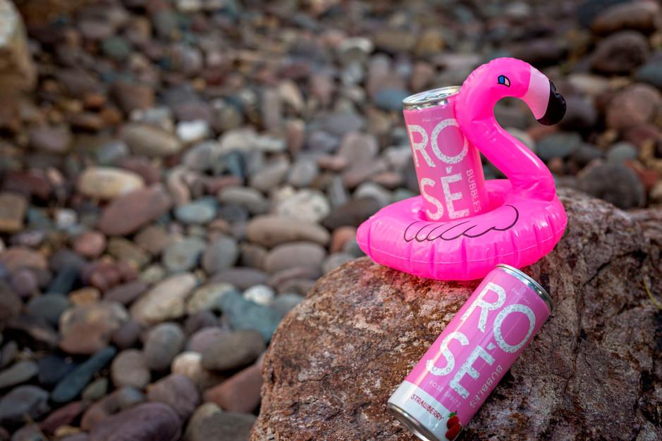 Pink Ocean Rosé Spritz
