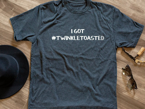 #TwinkleToasted Tee