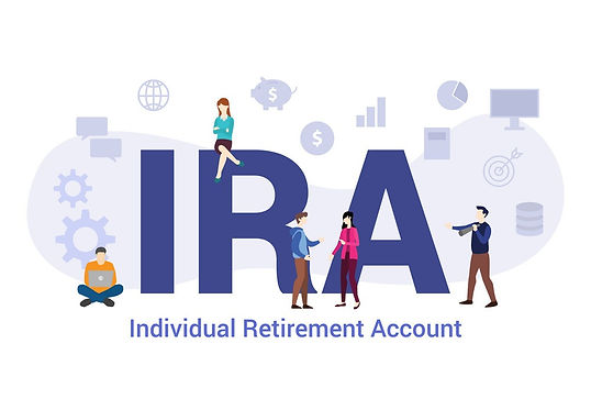 ira-individual-retirement-account-concep
