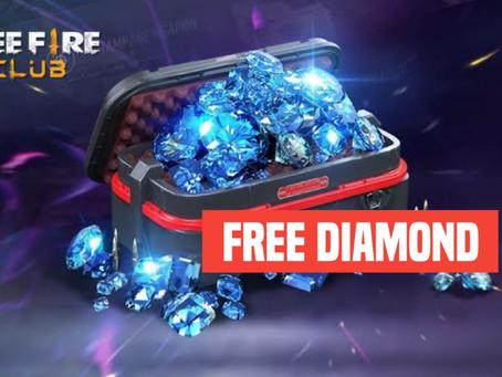 Free Diamond Giveaway 1000
