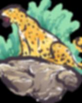 Illustrated Jaguar
