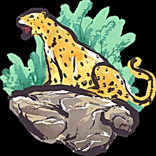 ilustrado Jaguar