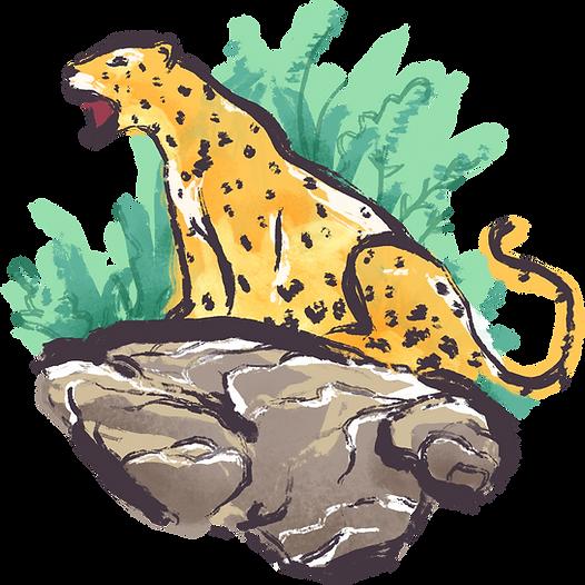 Hosting better than a Illustrated Jaguar