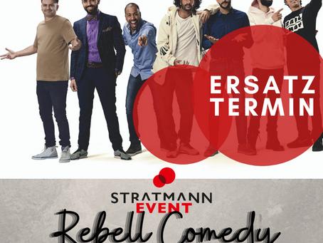 Ersatztermin Rebell Comedy Münster
