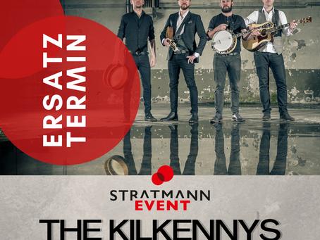 Ersatztermin The Kilkennys