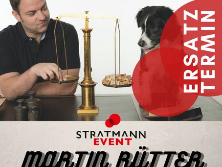 Ersatztermin Martin Rütter Bielefeld