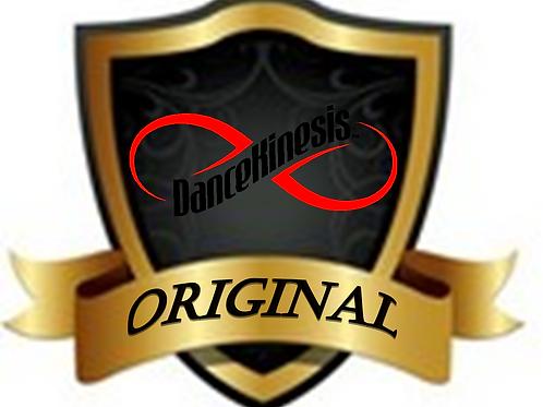 DanceKinesis - EXCLUSIVE - PERSONALIZED DVDs -