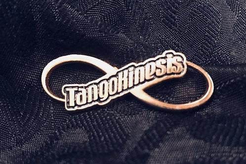 TangoKinesis Gold/Black Pin
