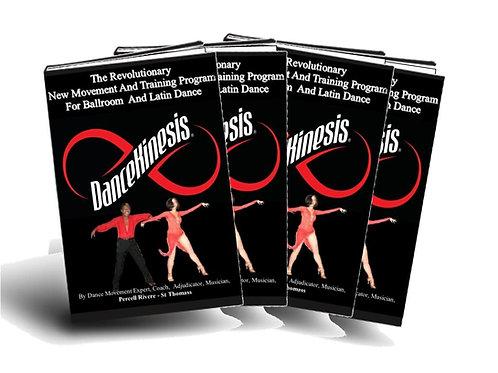 DanceKinesis - Workbook Series (4 Book Set)