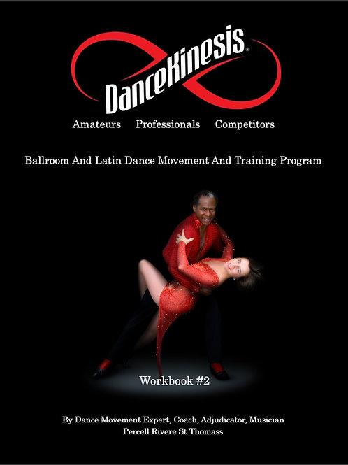 DanceKinesis - Beginner Workbook Series II