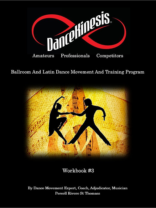 DanceKinesis - Beginner Workbook Series III