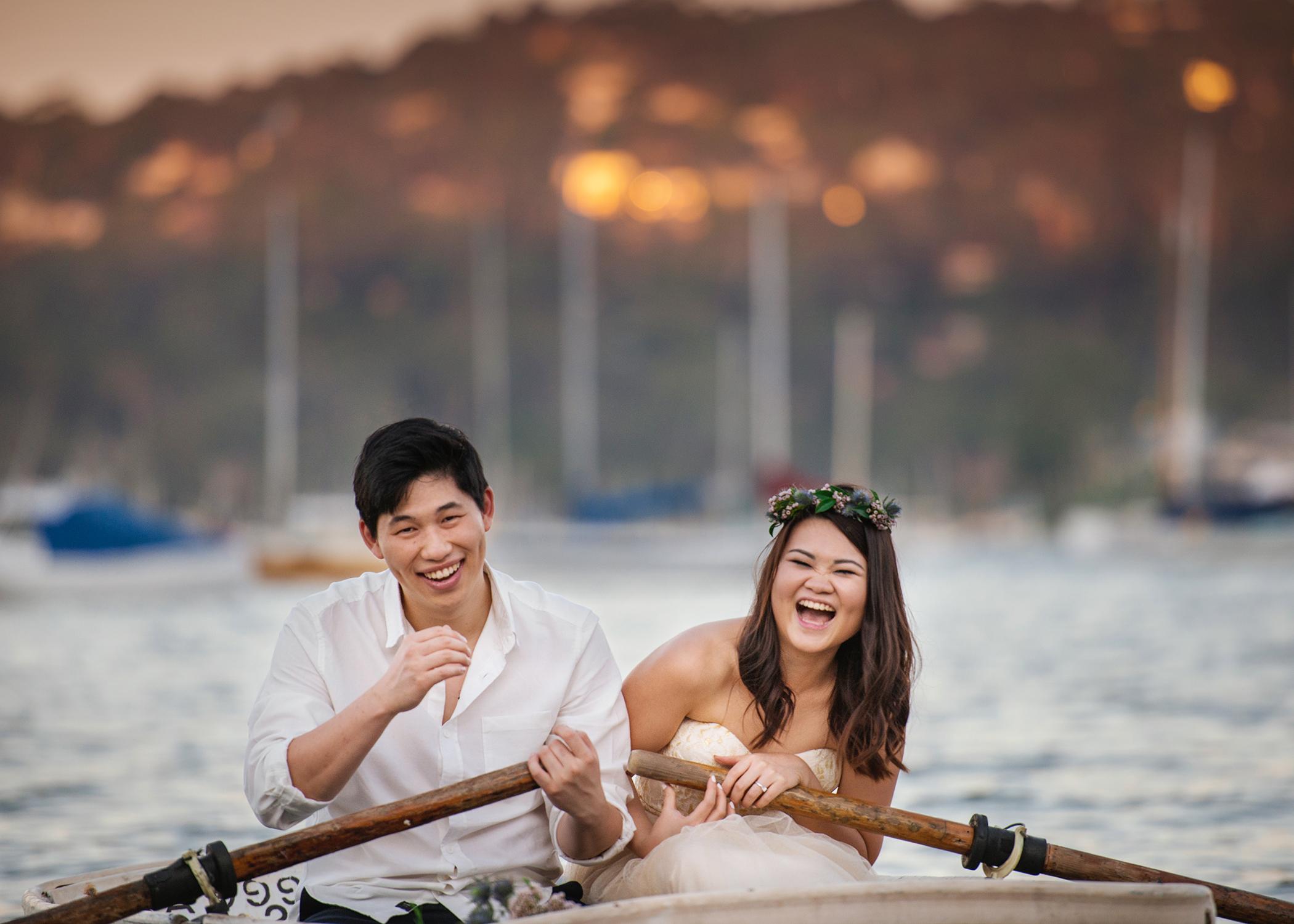 Engagement Photo, Bayview
