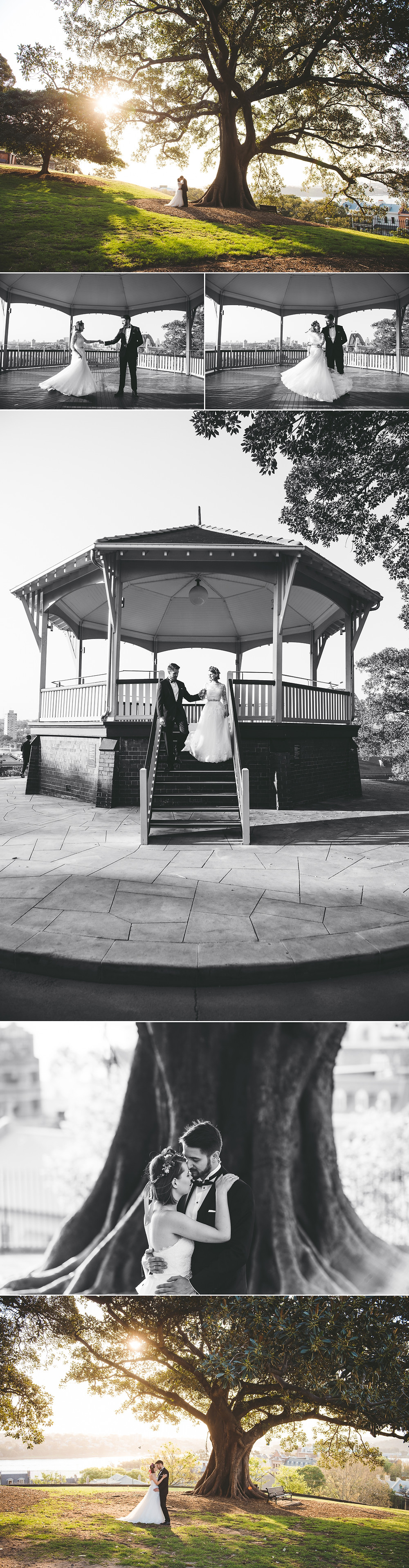 Wedding Photography, Sydney, Sydney Harbour