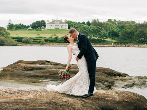 Kara & Ivo's Colourful Wedding