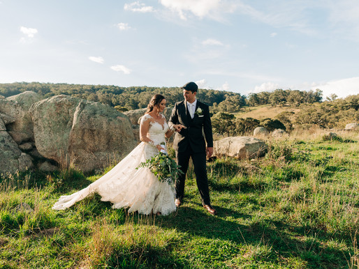 Jemima & Lachlan - Waldara Farm Wedding