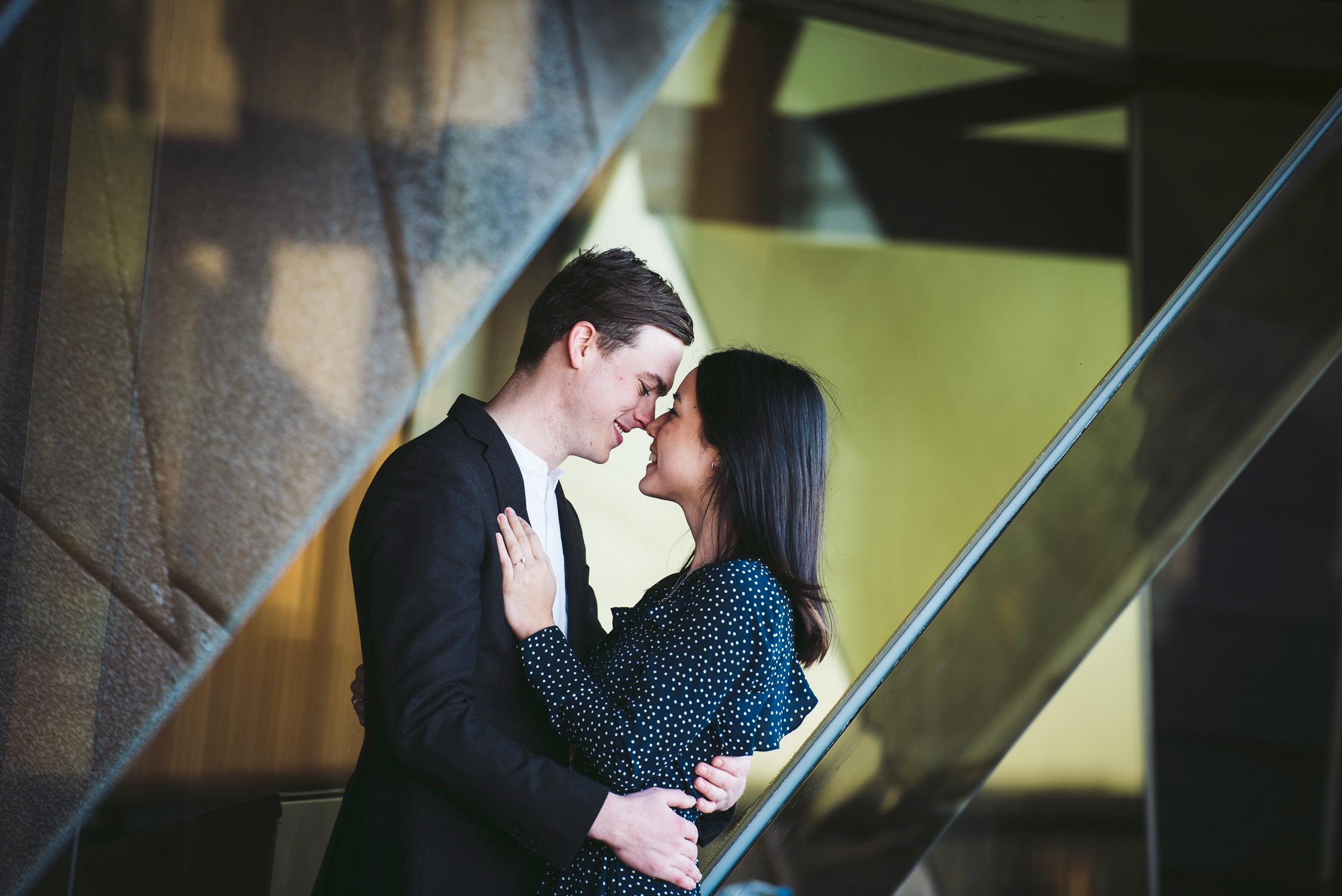 Engagement Photo, Opera House