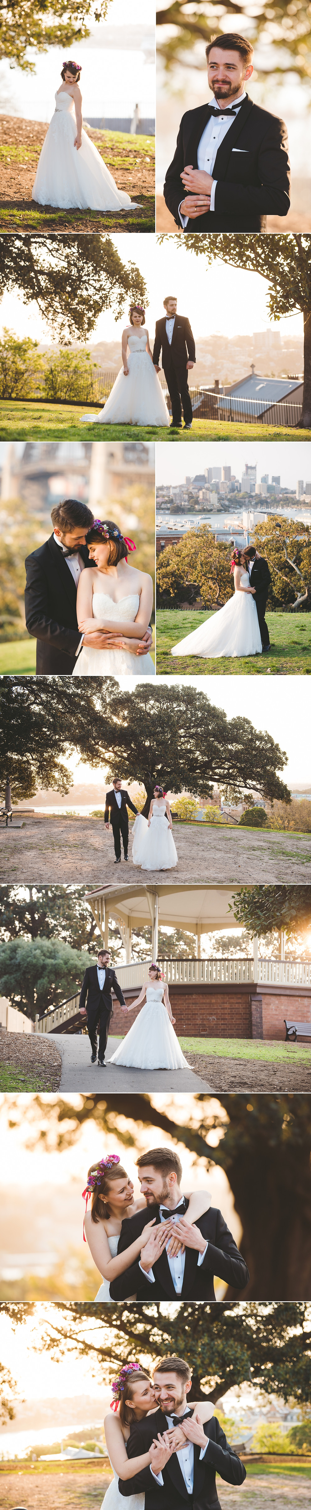 Wedding Photography, Sydney, Observatory Hill
