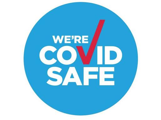 COVID Safe Registered Business