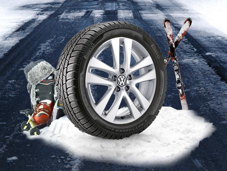 Зимові шини - коли, які і де міняти?