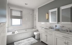 Finished Bathroom Remodeling - San Jose, CA