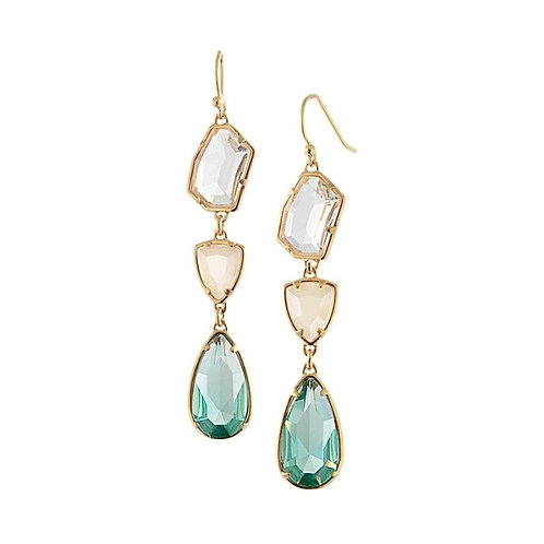 Hani Chrystal Earrings