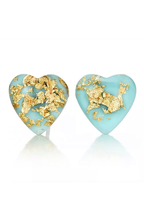 Jhani Heart Earrings