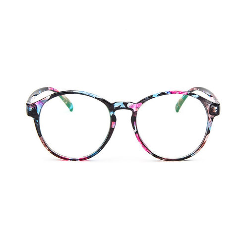 Floral Nzinga Glasses