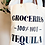 Thumbnail: Not Tequila Canvas Tote