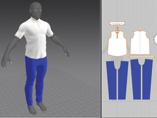 MD Polo Shirt and Pants