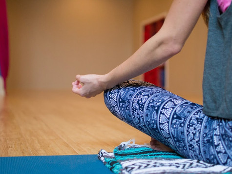 Setting Your Next Goal In Yoga